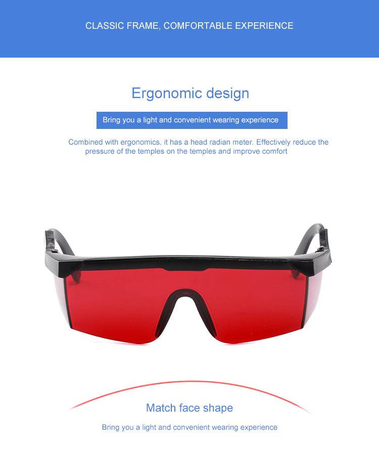 New Fashion Dustproof Safety Goggles Eye ProtectiveGlasses